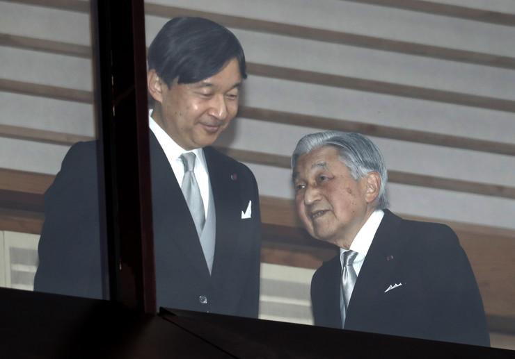 Japan, imperijalna era, princ Naruhito, car Akihito