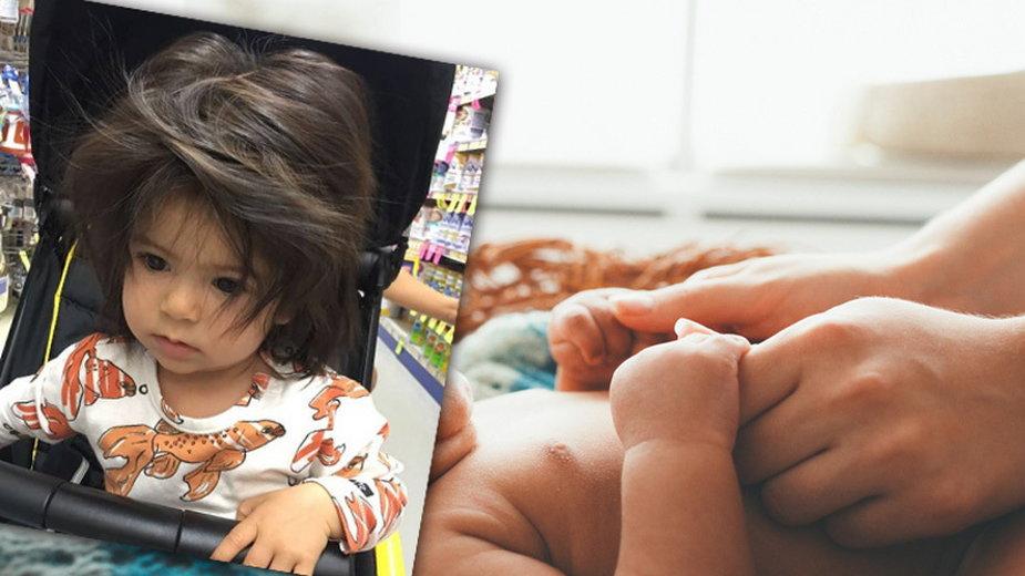 W wieku dwóch lat podbiła sieć. Wszystko przez włosy. Jak dziś wygląda?