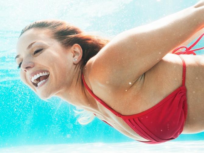 Trening u kome ćete uživati: 10 razloga zašto je plivanje dobro!