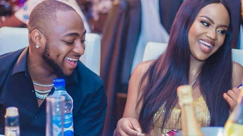 Chioma has agreed to be Davido's wife after he proposed to her in London on Thursday, September 12, 2019.