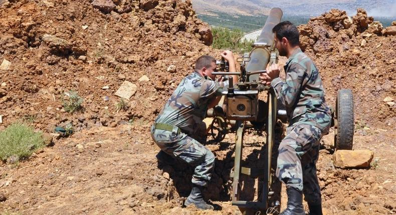 Ceasefires extended in besieged Syrian towns - Hezbollah's TV station