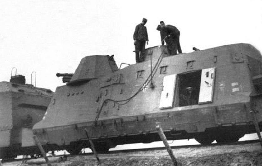 Wojsko rozminowuje złoty pociąg