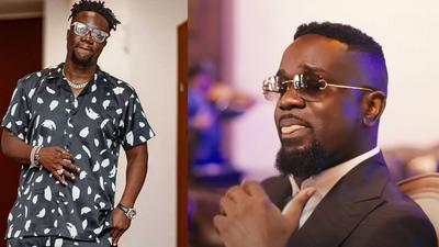 'Learn from Sarkodie if you want to get there' - Prince Tsegah advises Obibini