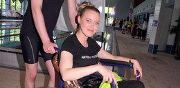 Aktorka Polsatu miała wypadek na planie. Jeździ na wózku