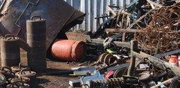 Zbieracz złomu przechowywał 7 ton starej amunicji. Wybuch zabił dwoje dzieci