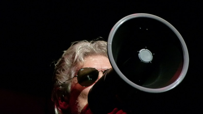 "Roger Waters z ""The Wall"" na ekrany kin"