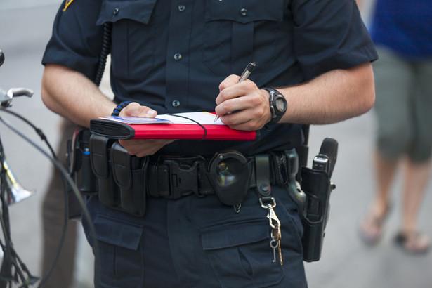 korekta ustawy o policji