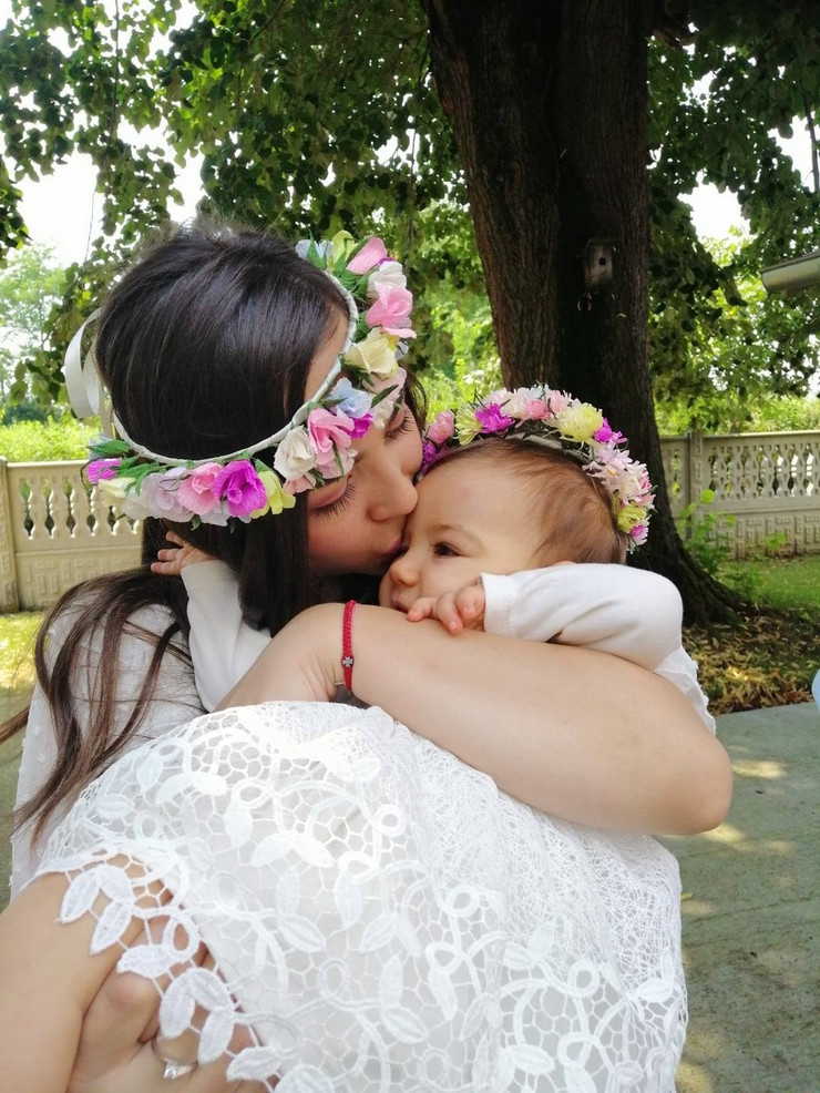 Minjina i mama Živka