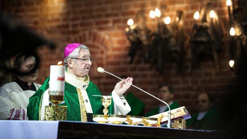 Arcybiskup Sławoj Leszej Głódź