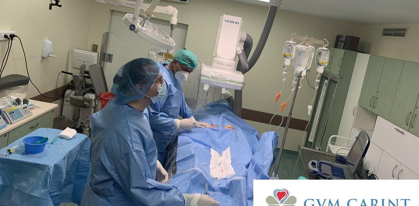 W Oświęcimiu wszczepiono najmniejszy na świecie stymulator serca
