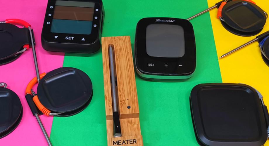 Smarter Grillen: Thermometer mit Bluetooth und WLAN