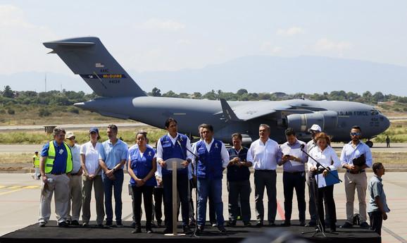 Ruski avioni u Venecueli