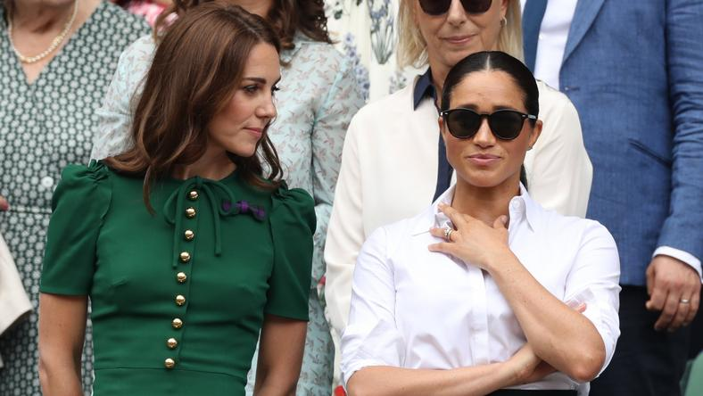 Kate Middleton i Meghan Markle