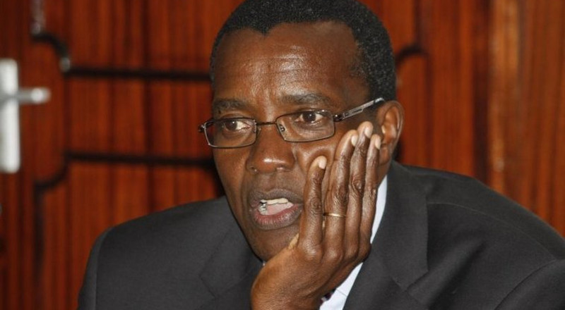 JSC petitioned for removal of CJ Maraga