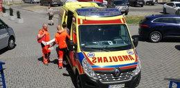 Niefortunny wypadek na próbach w Opolu. Tancerkę zabrała karetka