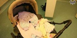 Porzuciła niemowlę w Gdyni. Mają ją! NOWE!