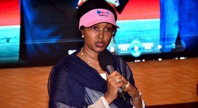 Zahra Moi. Why Gideon Moi's wife declined Nairobi Hospital job