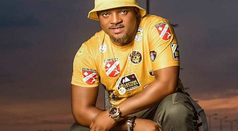 Check out video of Nollywood actor Walter Anga's sprawling mansion