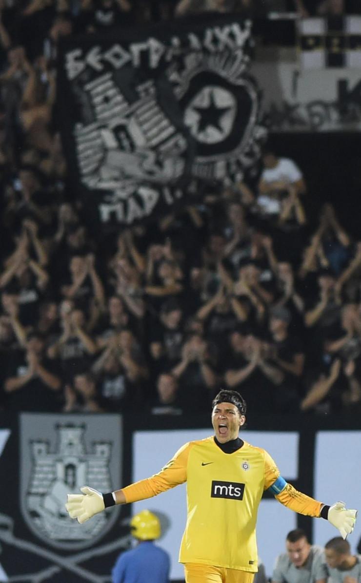 FK Partizan, Vladimir Stojković i grobari