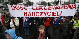 Nauczyciele oburzeni na rząd. Wyjdą na ulice