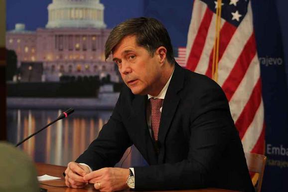 Nelson: Upozorio sam Dodika na potencijalne posledice