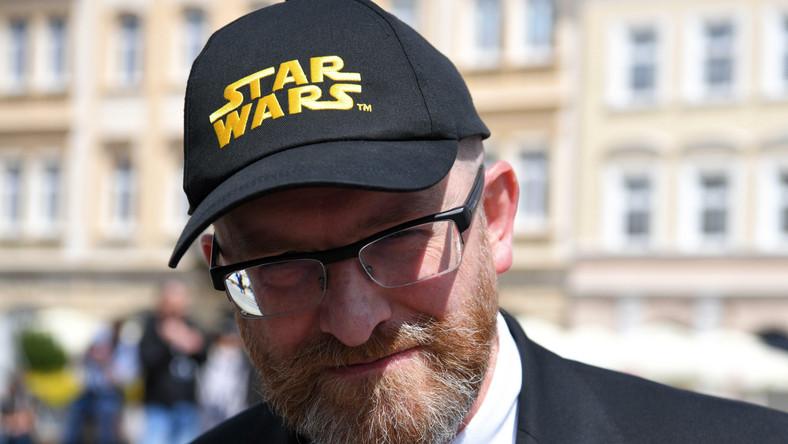 Kandydat na urząd Prezydenta Rzeszowa, poseł Konfederacji Grzegorz Braun