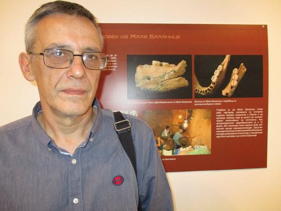 Istraživanjima rukovodi profesor Dušan Mihailović