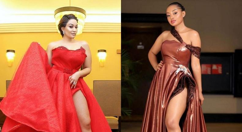 Drama as Zari Hassan clashes with Anita Fabiola during Miss Uganda