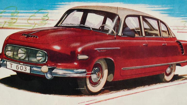 Samochody Tatra - 120 lat fabryki w Koprzywnicy