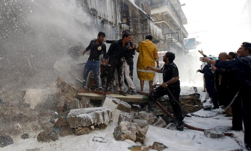 Katastrofa samolotu w Jemenie