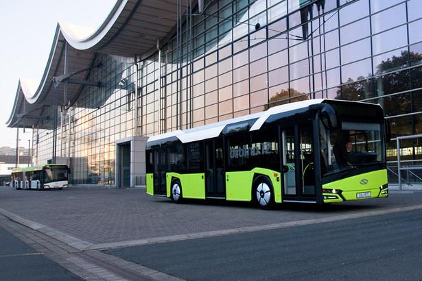 Autobus elektryczny Solaris Urbino 12
