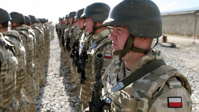 Zatrzymano dwóch podejrzanych o zorganizowanie zamachu na polskich żołnierzy w Afganistanie