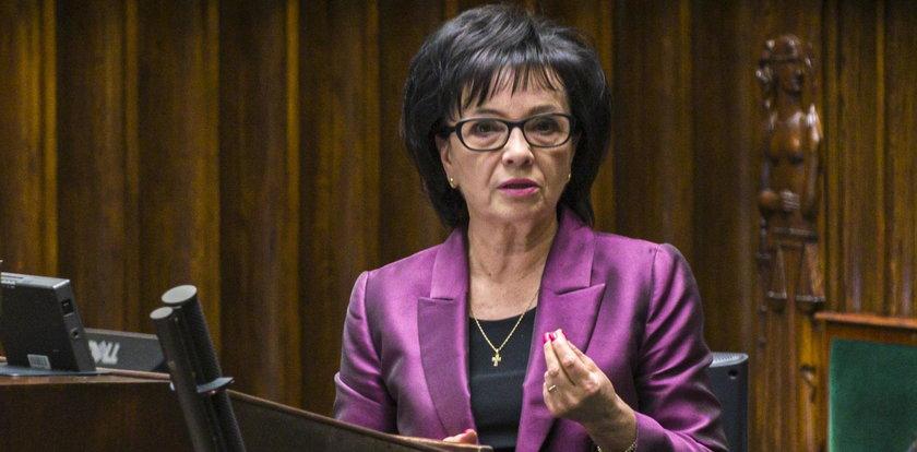 Zaskakująca decyzja nowej marszałek Sejmu