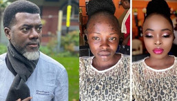 """""""Never marry anyone you haven't seen without makeup"""" – Lawyer exposes lady's true face"""