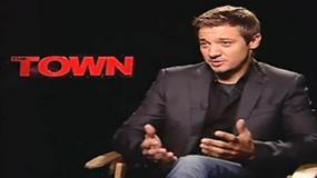 Miasto złodziei - Jeremy Renner wywiad