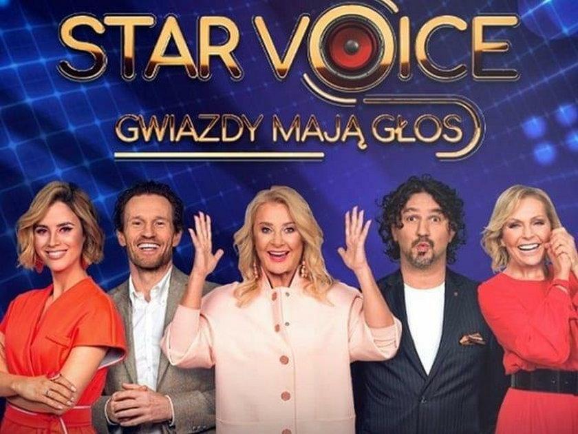 Star Voice, Mariusz Kałamaga, Majka Jeżowska, Helena Vondrackova, Michalina Sosna, Mariusz Czerkawski