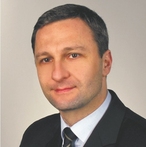 dr Marcin Sala-Szczypiński, radca prawny, wicedziekan Rady OIRP w Krakowie