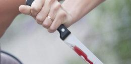 Ugodził 18-latka nożem i ukrywał się w krzakach!