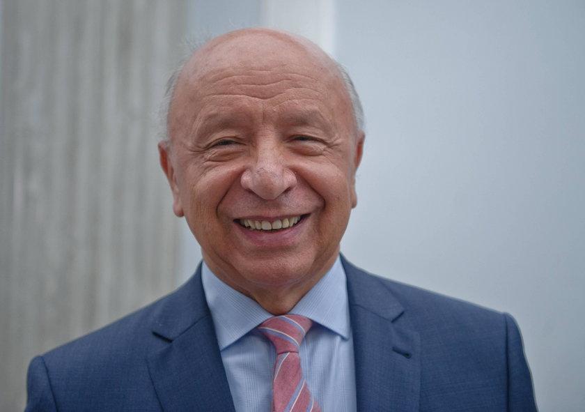 Prof. Bogusław Chazan