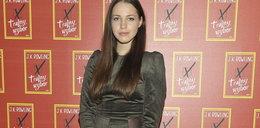 """Spójrzcie na brzuch """"Top Model""""! Czy Anna Bałon jest...?"""