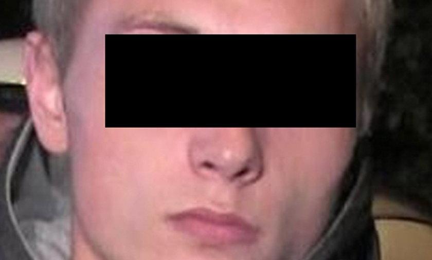 """Dominik L. pseudonim """"Baca"""" usłyszał wyrok"""