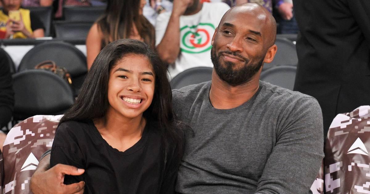 Herzzerreißend: So stolz sprach Kobe Bryant von Tochter Giannas Basketball-Talent