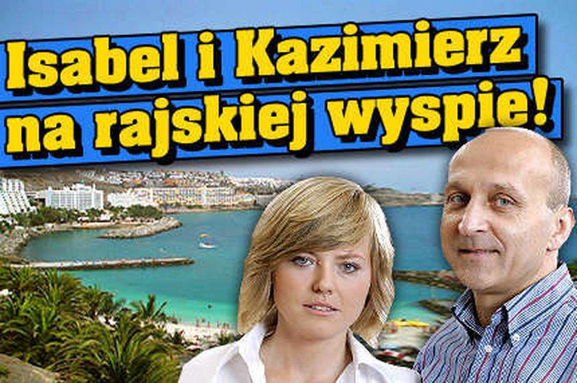 Isabel i Kazimierz na rajskiej wyspie!