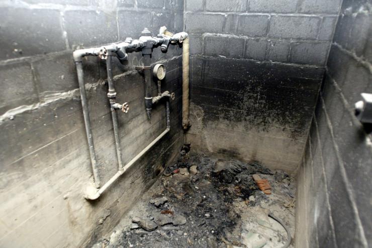 Zatvorska ćelija u Bagdadu