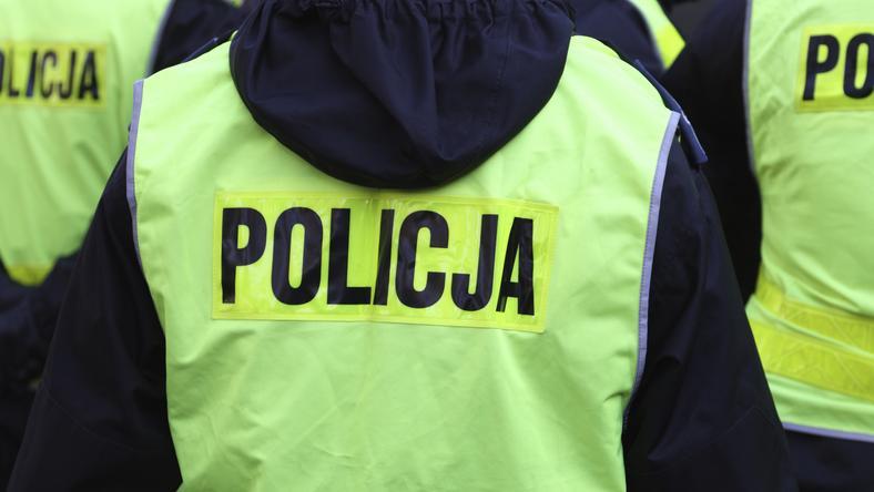 Policja przestrega przed taką jazdą