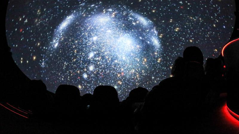 Planetarium w Łodzi