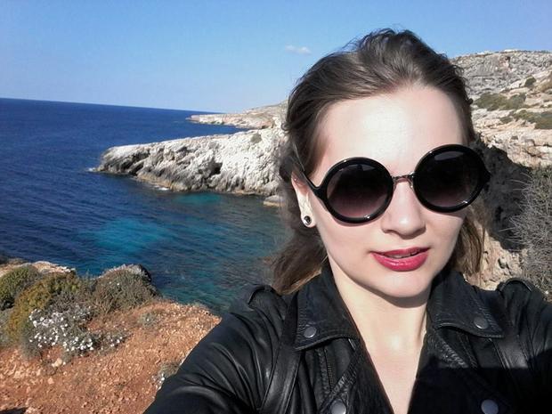 Agata Janicka na Malcie