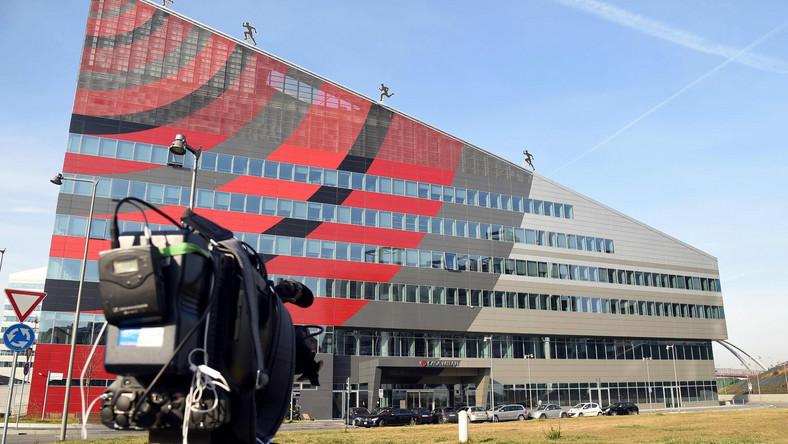 Siedziba klubu AC Milan