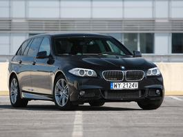 BMW serii 5 F10 - komfort, sport i duże koszty