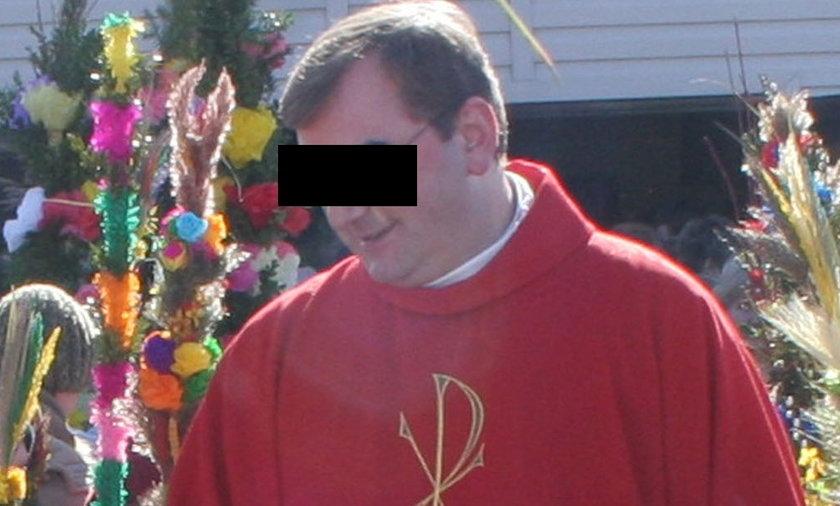 Ksiądz pedofil w Kołobrzegu